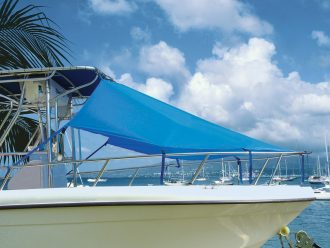 T-Top Accessories For Center Console Boats with T-Tops