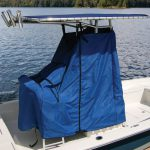 UNIVERSAL T-TOP CENTER CONSOLE COVER