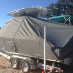 t-top-boat-cover-installation